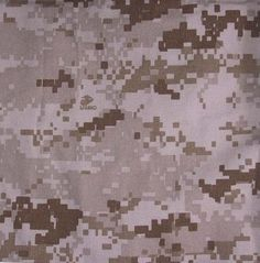 Marine Corps Combat Utility Uniform for desert areas is in MARPAT desert camouflage. Military Camouflage, Army Camo, Army Look, Avatar Images, Camouflage Patterns, Desert Camo, Digital Camo, Us Marine Corps, Painting Inspiration
