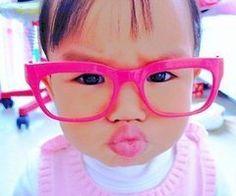 Too many cute asian babies.