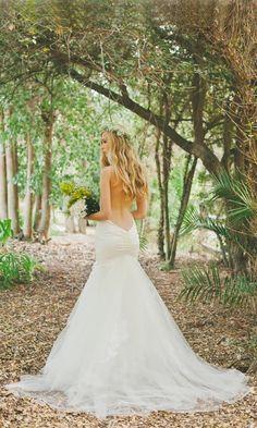 52 Perfect Low Back Wedding Dresses - Deer Pearl Flowers