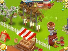 Hay Day Tips - Getting Help with Fruit Trees and Bushes - News - Bubblews
