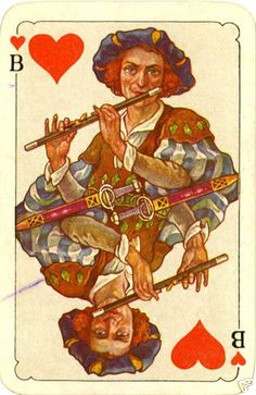 (354x545, 91Kb) Jack Of Hearts, Lets Play, Germany, Playing Cards, Princess Zelda, Google, Movie Posters, Painting, Fictional Characters