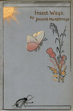 Insect ways on Summer days by Jennett Humphreys