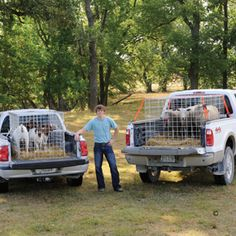 need to make one of these... Pickup+Haulers