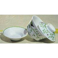 Raynaud Wing Song Chinese Tea Cup Set