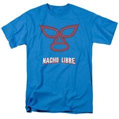 Nacho Libre: Mask T-Shirt