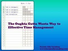 Covey Quadrants? Yes. What about Blanchard's Quadrants? #timemanagement #blanchard