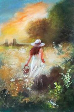 Painting People, Figure Painting, Tango Art, Dance Paintings, Digital Art Girl, Art For Art Sake, Art Background, Art Pages, Female Art