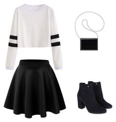 """""""Untitled #2"""" by biggorliscoming on Polyvore featuring LE3NO, Monsoon and Nine West"""