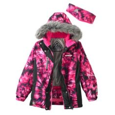 ZeroXposur® Nadia Snowboard Jacket – Girls 6-16 found at @JCPenney ...