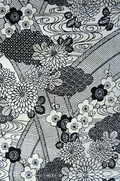 Yukata  casual cotton summer kimono