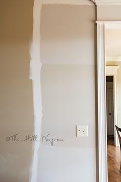Home Decorators Luxury Vinyl Plank Code: 6333014764 Interior Paint Colors For Living Room, Paint Colors For Home, Living Room Paint, Living Room Grey, Living Area, Cozy Living, Greige Paint Colors, Behr Paint Colors, Color Paints