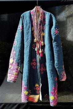 Afghan Men's Coat