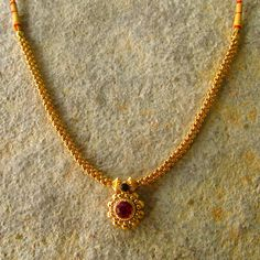 Thushi with kolhapuri dorla India Jewelry, Kids Jewelry, Gold Jewellery Design, Silver Jewellery, Chain Jewelry, Chain Earrings, Jewelry Holder, Designer Jewelry, Designer Wear