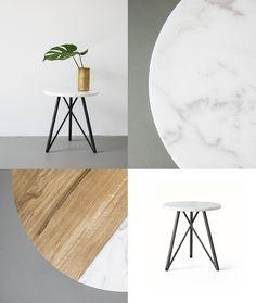 NUTSANDWOODS – Side Table