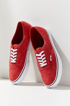 96f85ab292 Vans Authentic Corduroy Sneaker Vans Authentic