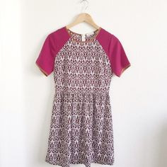 """Maroon Dress Brand new without tags, purchased at a local boutique, about 33"""" long --- 100% polyester Dresses"""