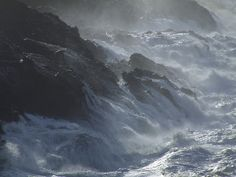 Winter Storms on the Oregon Coast by Boyd Miller Gallery, via Flickr