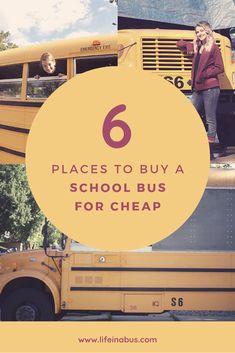 83 Best School Bus Conversion images in 2019 | School bus