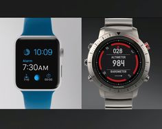 Garmin Fenix Chronos vs Apple Watch - Which Is Better? - http://www.morningledger.com/garmin-fenix-chronos-vs-apple-watch-better/1396519/