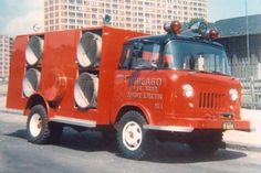 ◆Chicago FD Smoke Ejector Truck◆