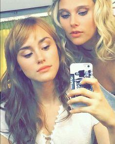 Valentina & Katja 😊