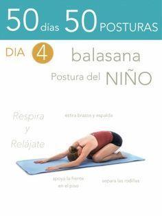 50 días 50 posturas. Día 4. Postura del niño