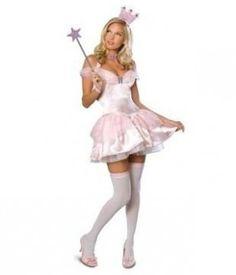 Halloween adult costume glinda
