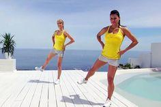 """Workout """"Kampf der Cellulite"""": Das Anti-Cellulite Workout – im Stehen - FIT FOR FUN"""