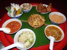 Khantoke dinner, Chiang Mai