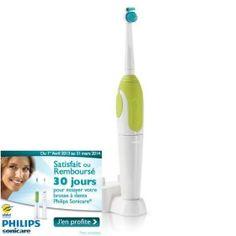 Coupon Rabais Philips Sur Les Brosses à Dents Rechargeables