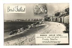 Cartão postal publicitário: Joalheria Soben Joias LTDA. MBC.