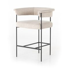Dining Room | CARRIE BAR & COUNTER STOOL