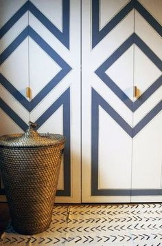 Closet doors are important, but usually ignored when it comes to space décor. Produce a make over for your area with these closet door ideas. It is required to develop one-of-a-kind closet door ideas to beautify your house decor.