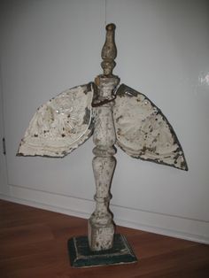 salvage sculpture