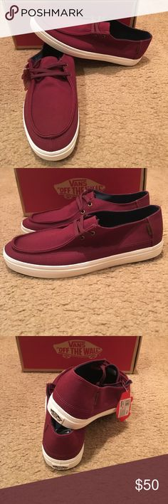 Vans Rata Vulc SF New in box. Port Royal Vans Shoes