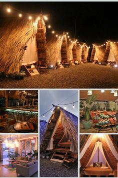 Costa Rica - Hotel Highlights - Travel tips - Travel tour - travel ideas Design Hotel, Tent Design, House Design, Hut House, Tiny House Cabin, Cabin Homes, Glamping, Voyage Costa Rica, Casa Hotel