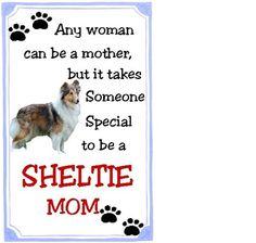 Sheltie Mom Refrigerator Magnet | eBay