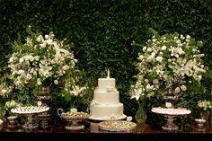 decoração classica casamento - Pesquisa Google