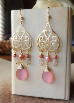 Serena Di Mercione creation    earrings