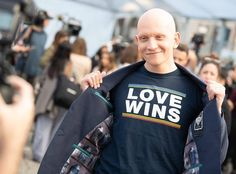 owlettica — Anthony at the Screen Actor Guild Awards 2019 Anthony Carrigan, Harvey Bullock, Jervis Tetch, Fox Tv Shows, Victor Zsasz, Barbara Lee, Jim Gordon, The Queen Is Dead, Gotham Tv