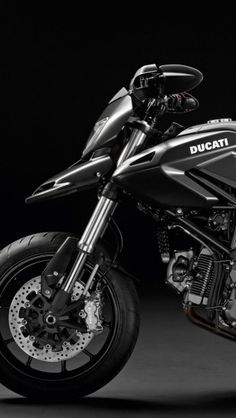 Ducati Hypermotard Motorcycle - The iPhone Wallpapers
