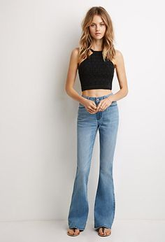 Classic Flared Jeans | Forever 21 | #f21denim