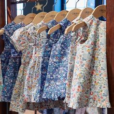 New and Exclusive: Discover the new season Liberty London kidswear in #LittleLiberty on 3. Dress up in iconic Liberty prints which are perfect for spring. Click on the link in our bio to shop!