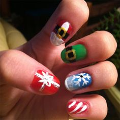 Nail+Art+Tumblr   christmas-nail-art-2012-tumblr-tougher-than-nails.jpg