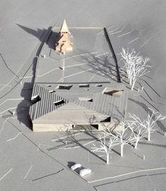 Røldal Pilgrim Center Proposal / LETH