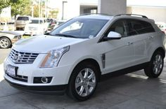2014 Cadillac SRX PremiumCollection Premium Collection 4dr SUV SUV 4 Doors White for sale in Temecula, CA Source: http://www.usedcarsgroup.com/used-cadillac-for-sale-in-temecula-ca