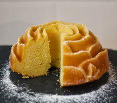Bundt Cake de Naranja | Azúcar con Amor