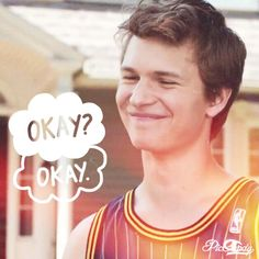 Augustus Waters is legit my soulmate and you can't stop me