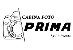 Cabina Foto PRIMA by EF Events Logo