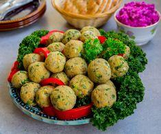 Veganska linsbollar